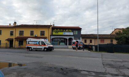 Castiglione delle Stiviere: autobus frena bruscamente, sette i feriti