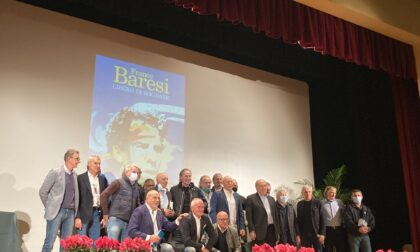 """""""Libero di sognare"""": la vita del campione Franco Baresi presentata in un libro"""