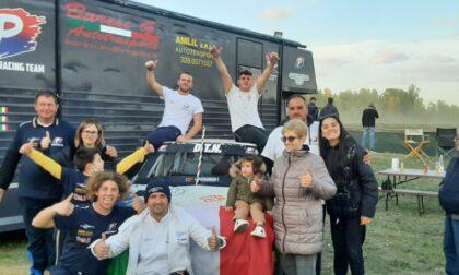 Campionato Italiano Velocità su Terra 2021, ottimo risultato per Matteo Pedrali