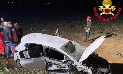 Grave incidente a Borgo San Giacomo: quattro giovani in ospedale