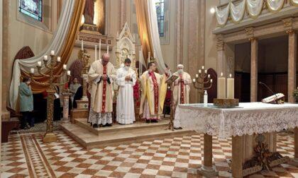 Cento anni dalla posa della prima pietra: Sacro Cuore in festa per la parrocchiale