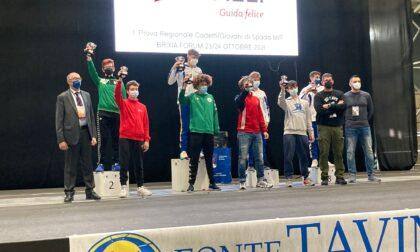 Al Brixia Forum è andata in scena nel week end la prima prova regionale Cadetti e Giovani di spada