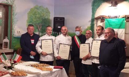 Premiati i campioni mondiali di pasticceria