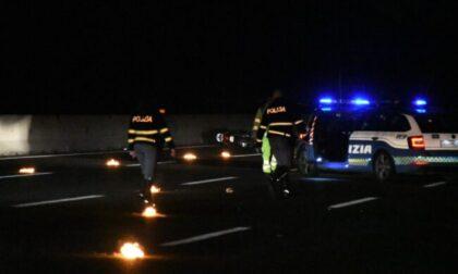 Incidente in scooter in autostrada, muore un 26enne